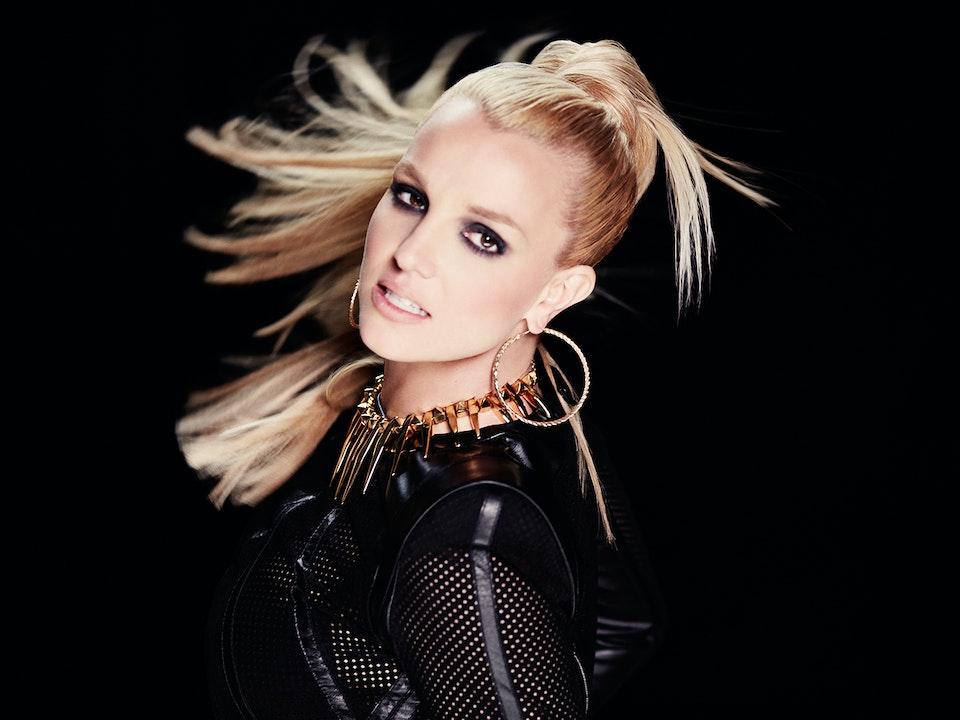 Britney Spears - Simon Thirlaway