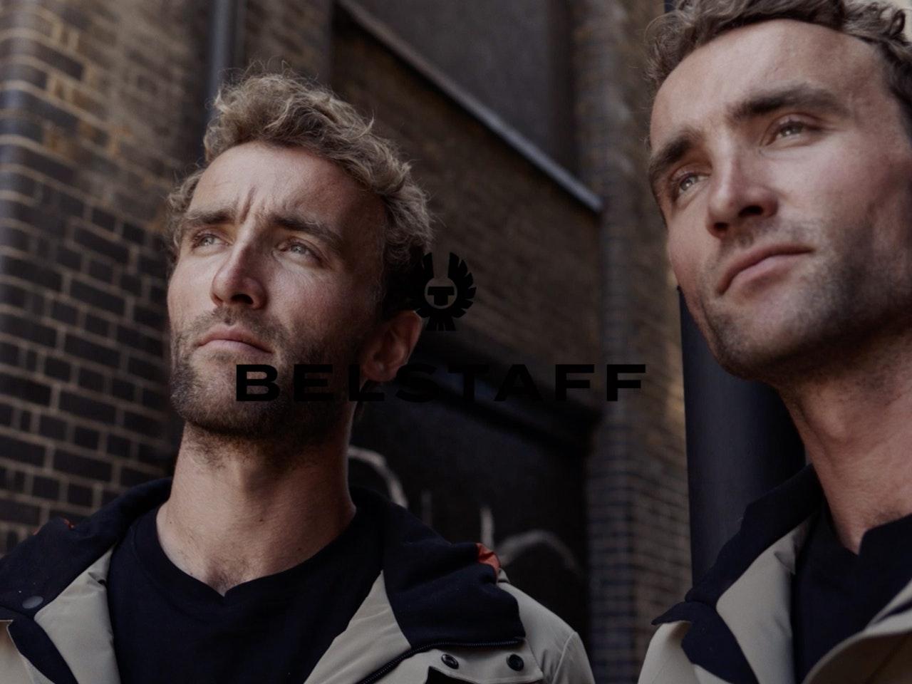 Belstaff - Turner Twins - David Burton -