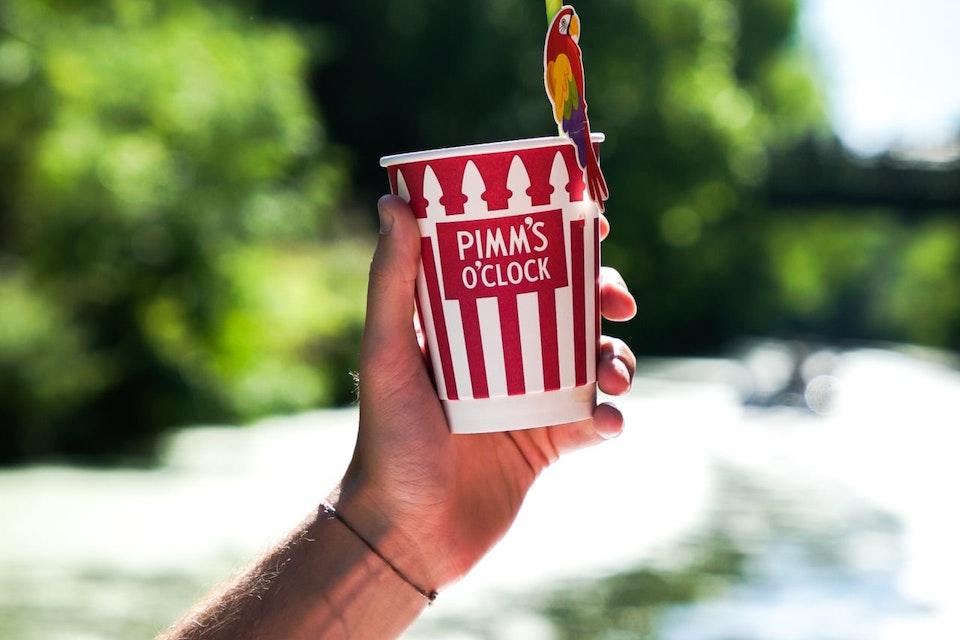 Diageo   PIMM'S Summer '18 Pimm's @ GoBoat