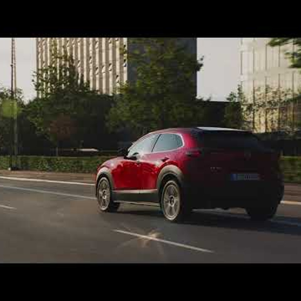 Mazda | In Search of Happiness - The All-New Mazda CX-30 in search of happiness