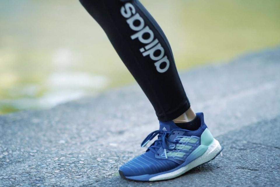 adidas SolarBOOST adidas @ House of SOLAR BOOST