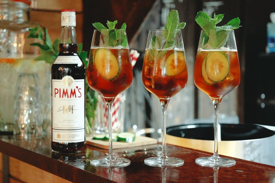 Diageo | PIMM'S Summer '18 Pimm's @ Barge East