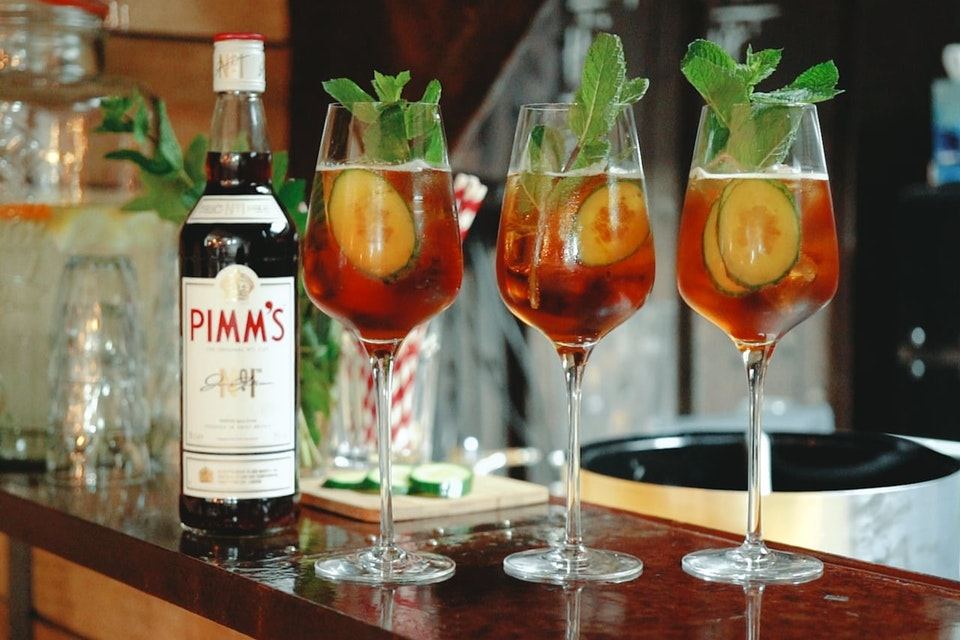 Diageo: PIMM'S Summer '18 Pimm's @ Barge East