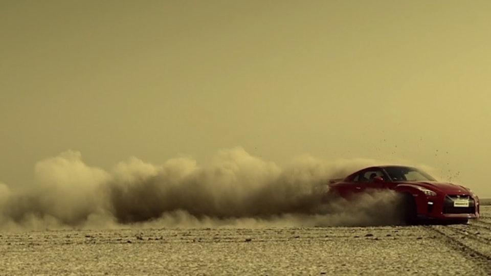 MATT SHAW CINEMATOGRAPHER - Nissan GT-R