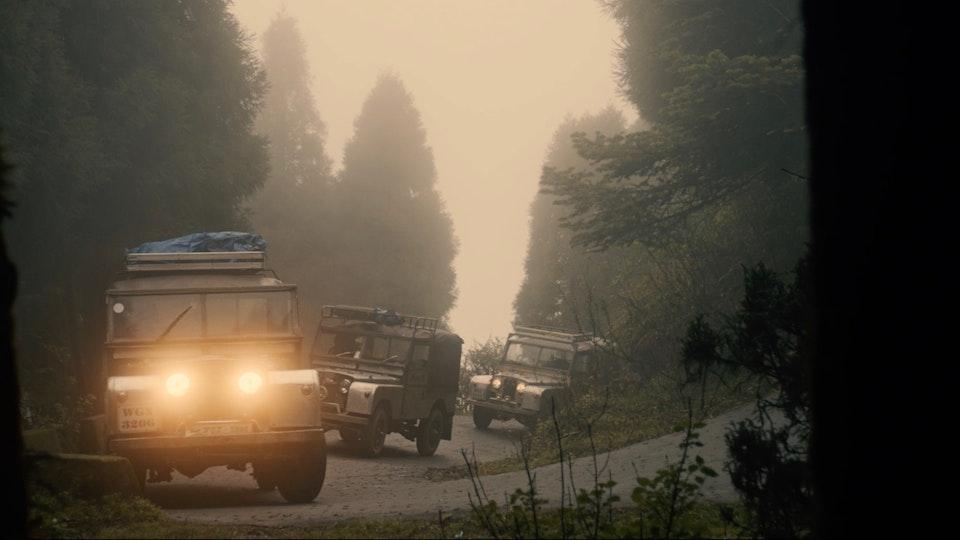 MATT SHAW CINEMATOGRAPHER - The Land Of The Land Rovers