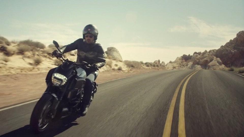 MATT SHAW CINEMATOGRAPHER - Ducati Diavel