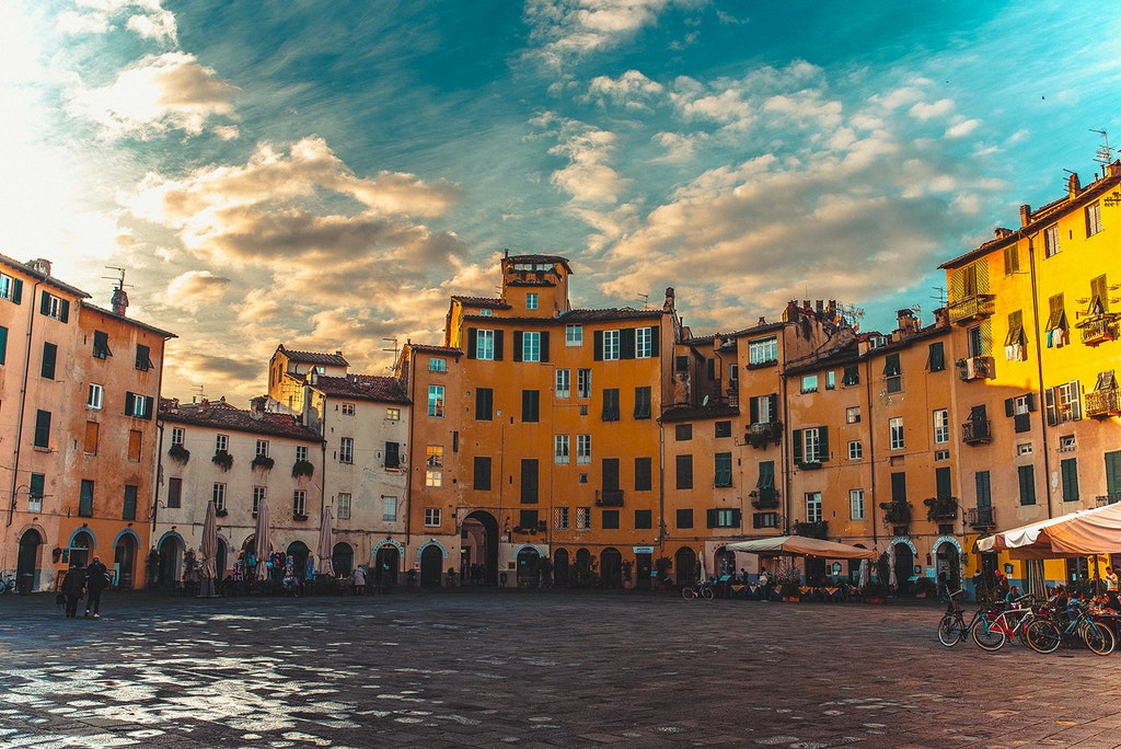 Europe 2016: Lucca