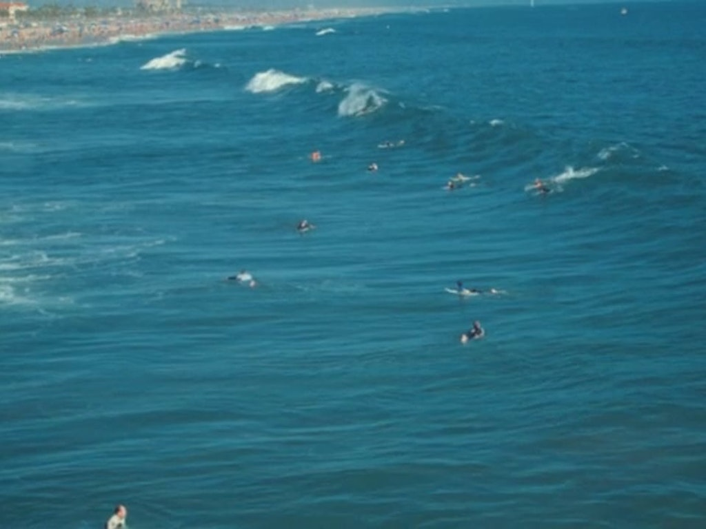 Wave (US Open of Huntington Beach)