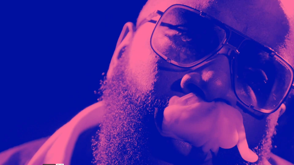 Rick Ross - MTV Woodies Promo