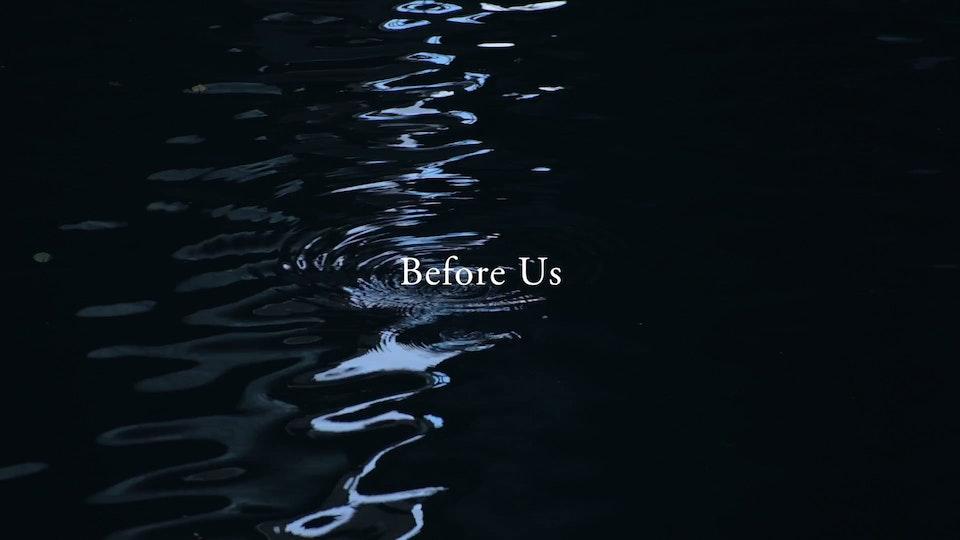 波田野州平 写真集 / Before Us