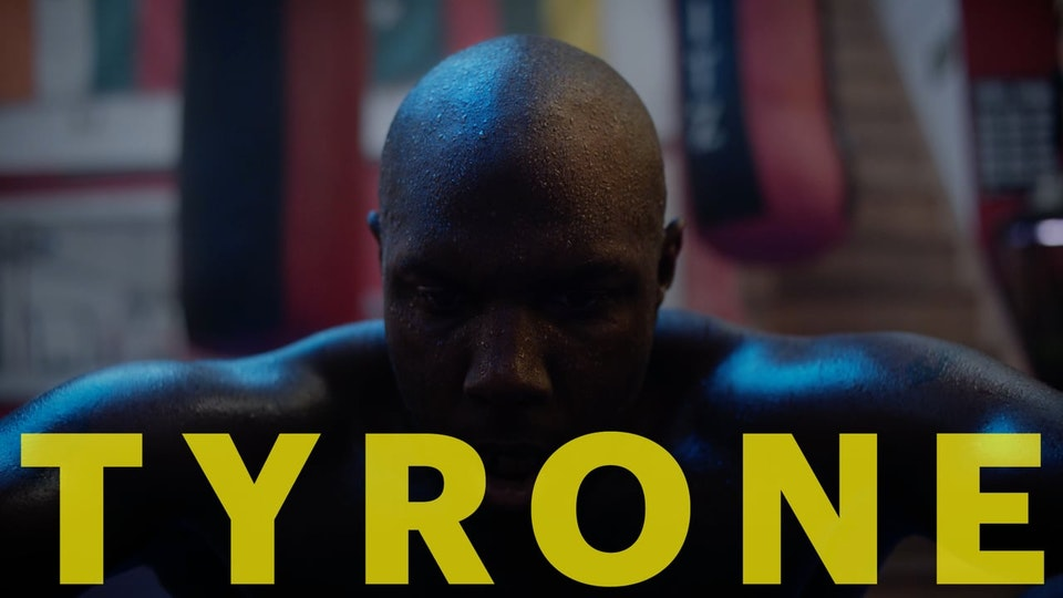 TYRONE - SHORT FILM TEASER