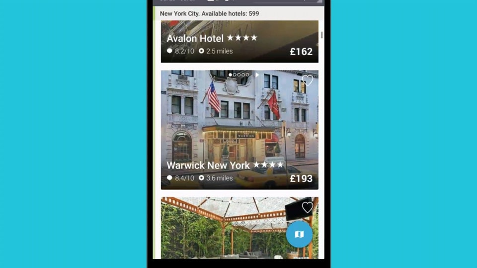 Hotels Android UK Master