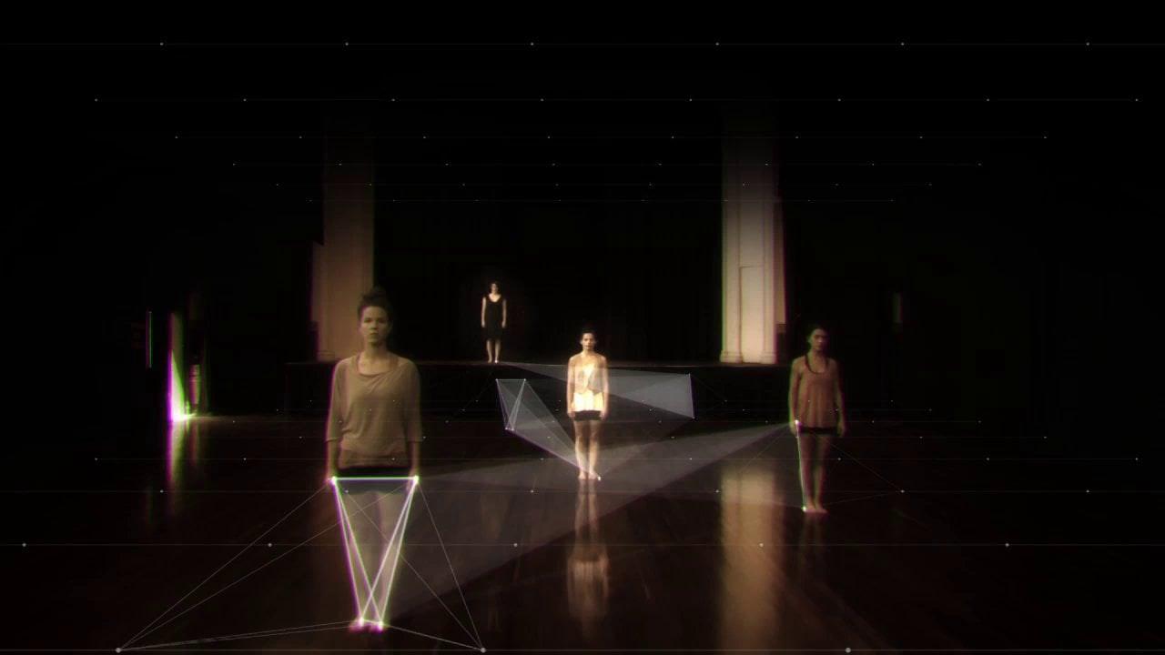 dance film residency - melbourne