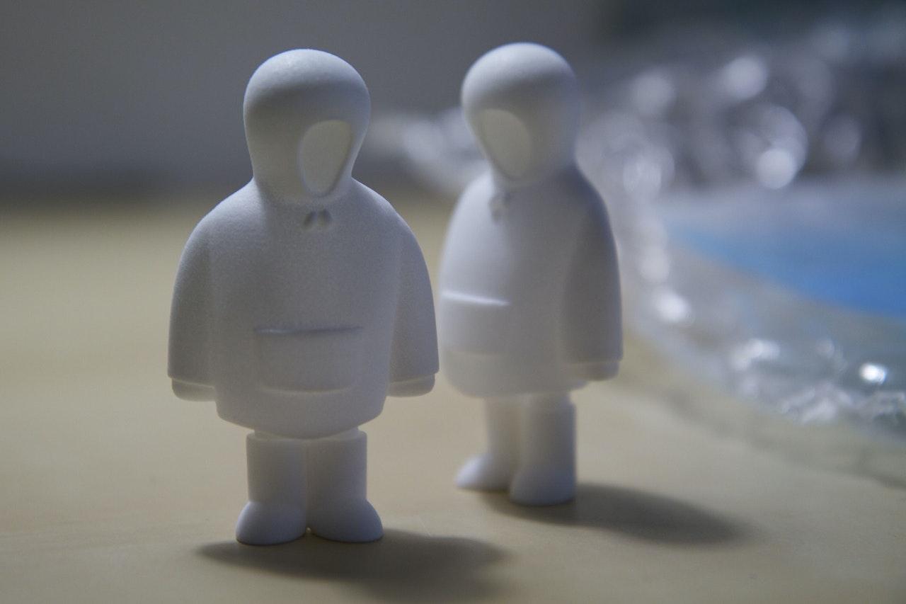 3D Printed logo