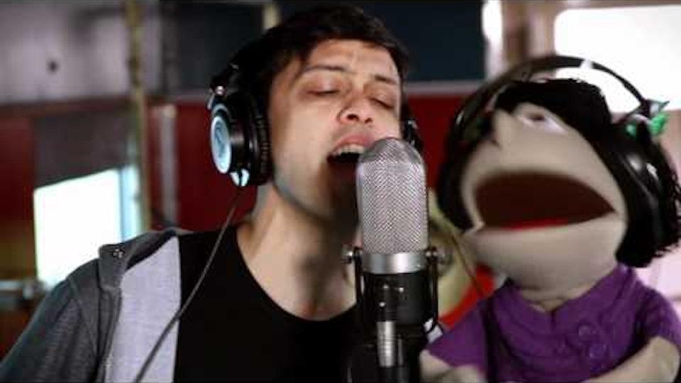 James Hazelden - music video