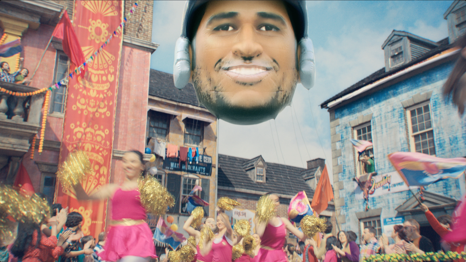 IPL - THE PARADE