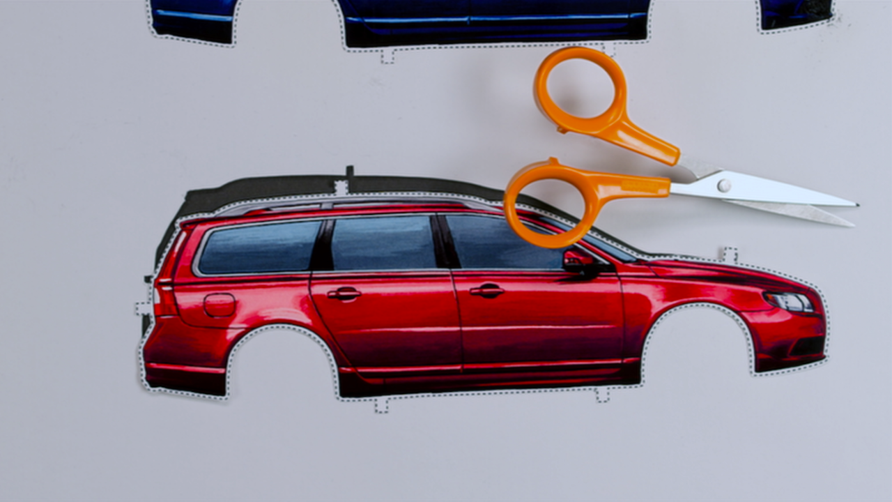 VOLVO - BUILD YOUR OWN CAR -