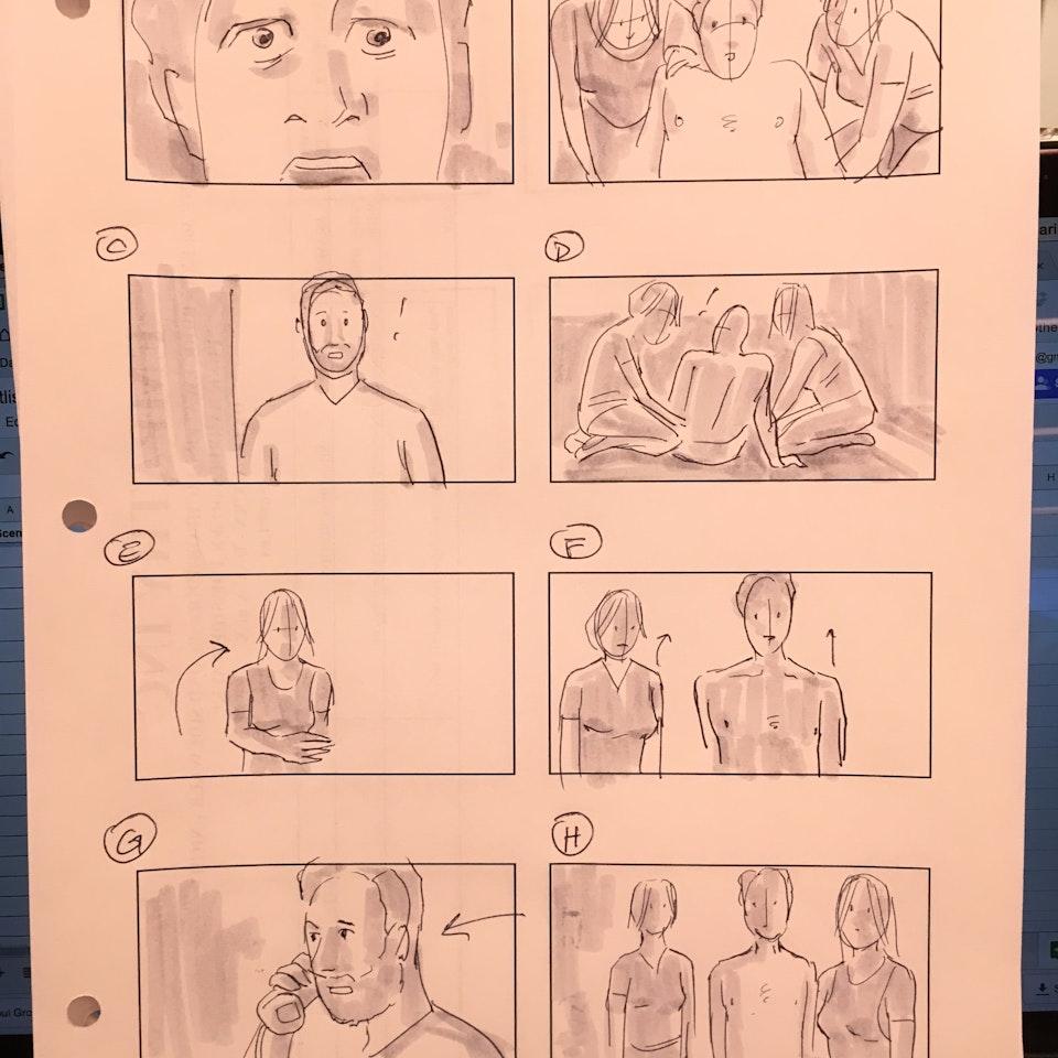 Drawings Scene 71