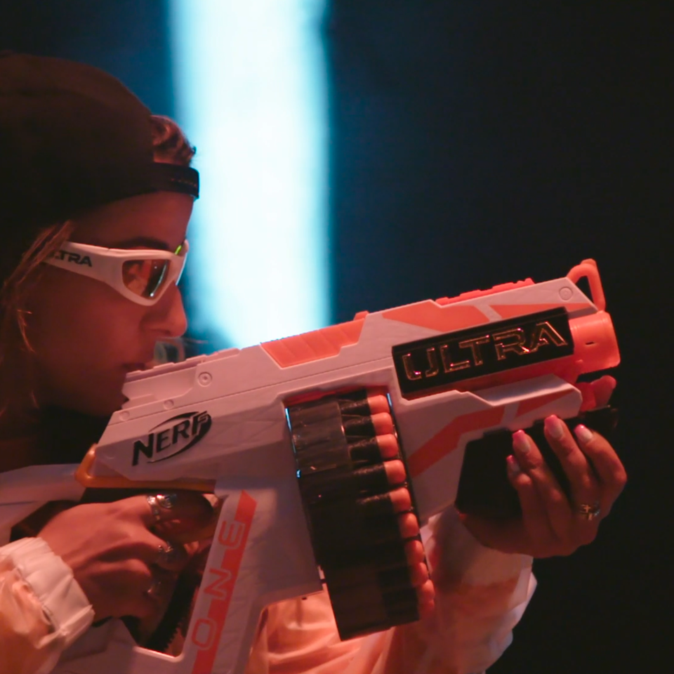 Darin Quan  • Filmmaker • Musician - Nerf Ultrablaster Championship
