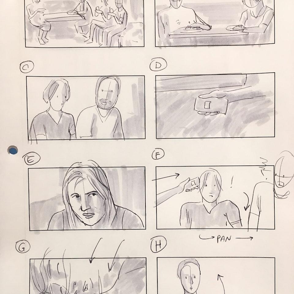 Drawings Scene 72A