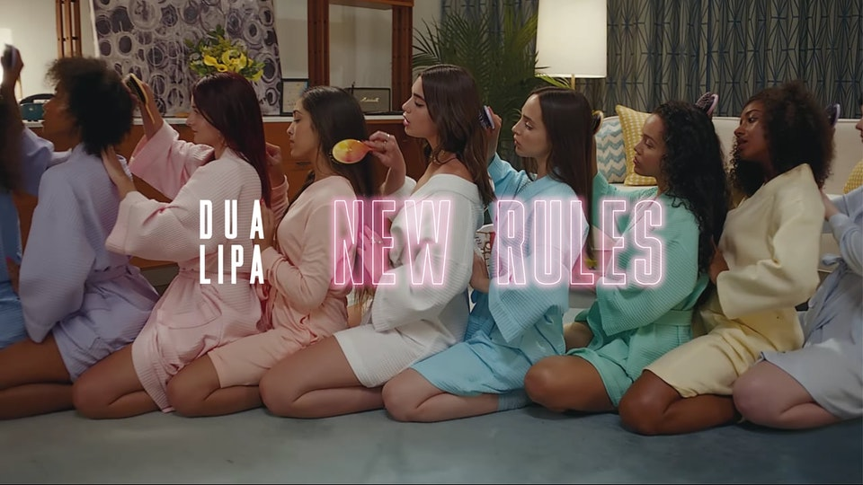 Dua Lipa - New Rules...
