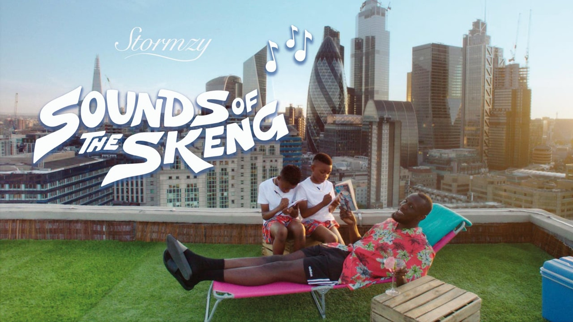 STORMZY - SOUNDS OF THE SKENG