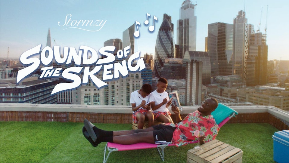 STORMZY - SOUNDS OF THE SKENG -