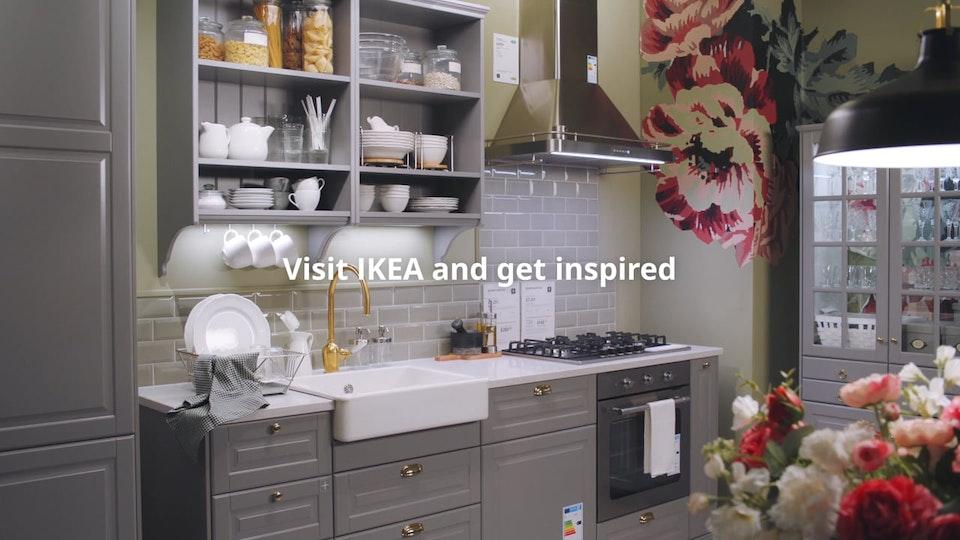 IKEA - INSTORE INSPIRATION