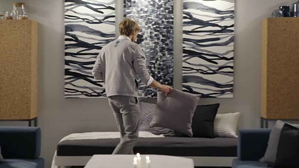 IKEA El salón de - Making Of IKEA - Intro Antoine Griezmann