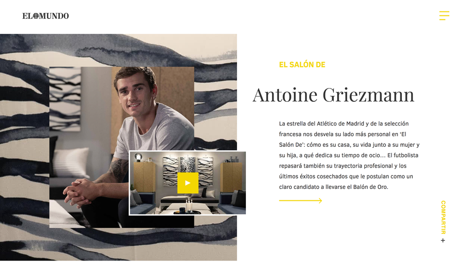 Ruben Esperanza - IKEA El salón de - Making Of