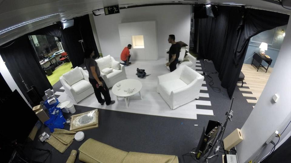 IKEA El salón de - Making Of Making Of IKEA - Pastora Soler v3