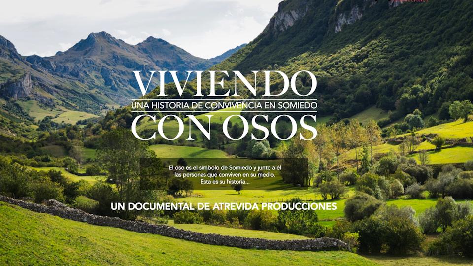 RUBEN ESPERANZA - Viviendo con osos - Documentary