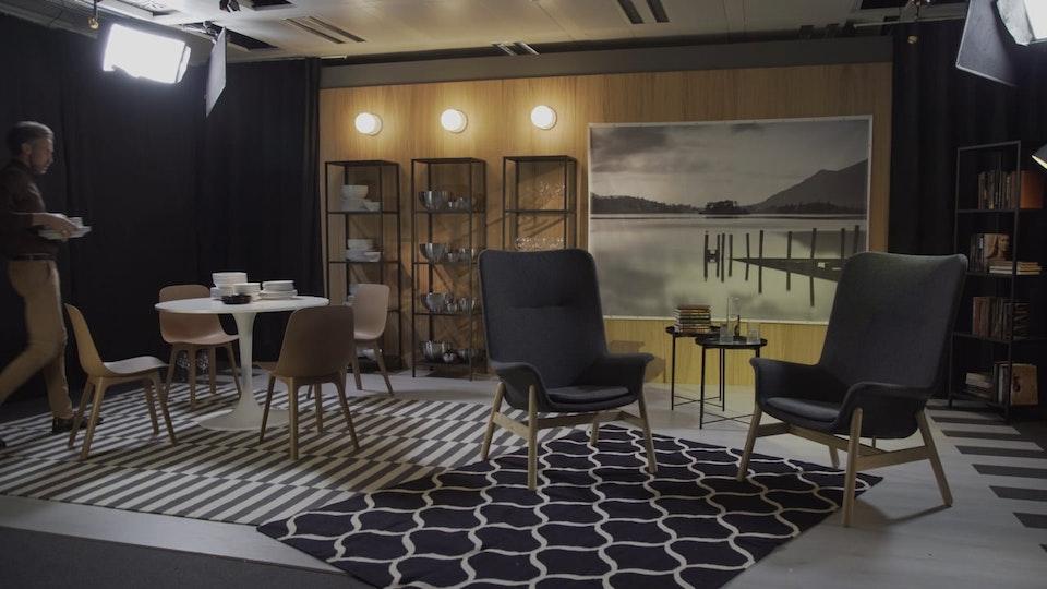 IKEA El salón de - Making Of Making Of IKEA - Joan Roca v3