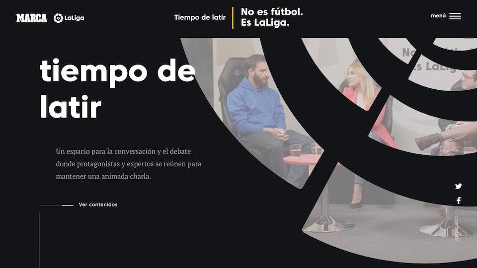 Ruben Esperanza - LaLiga - Branded Content