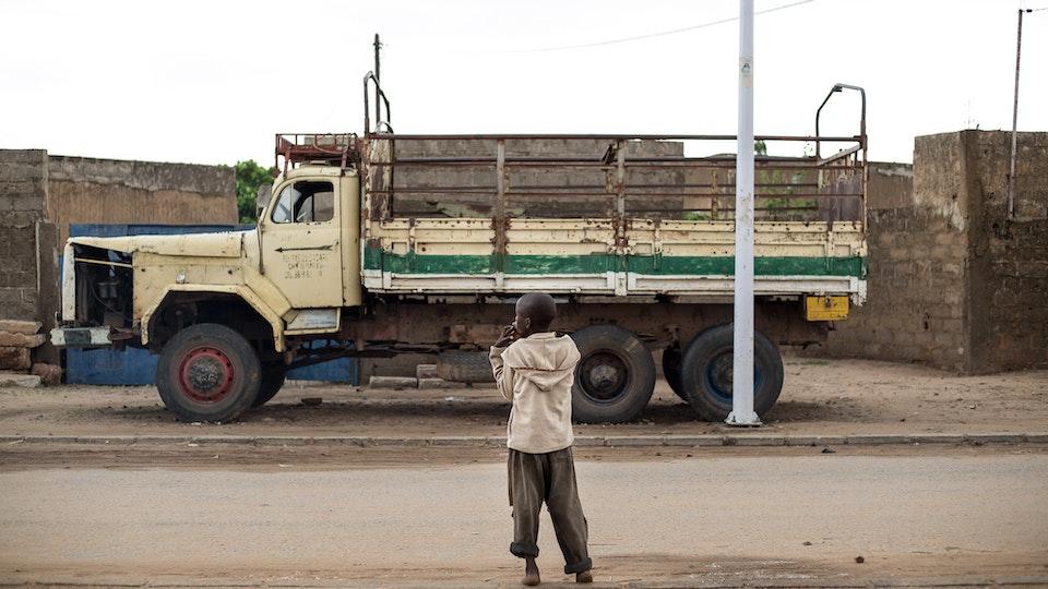 Ruben Esperanza - Niger - Streets