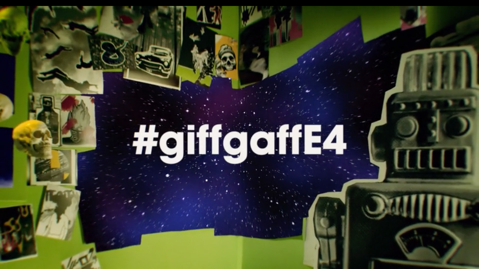 GIFF GAFF - Dir: Grant Gilbert