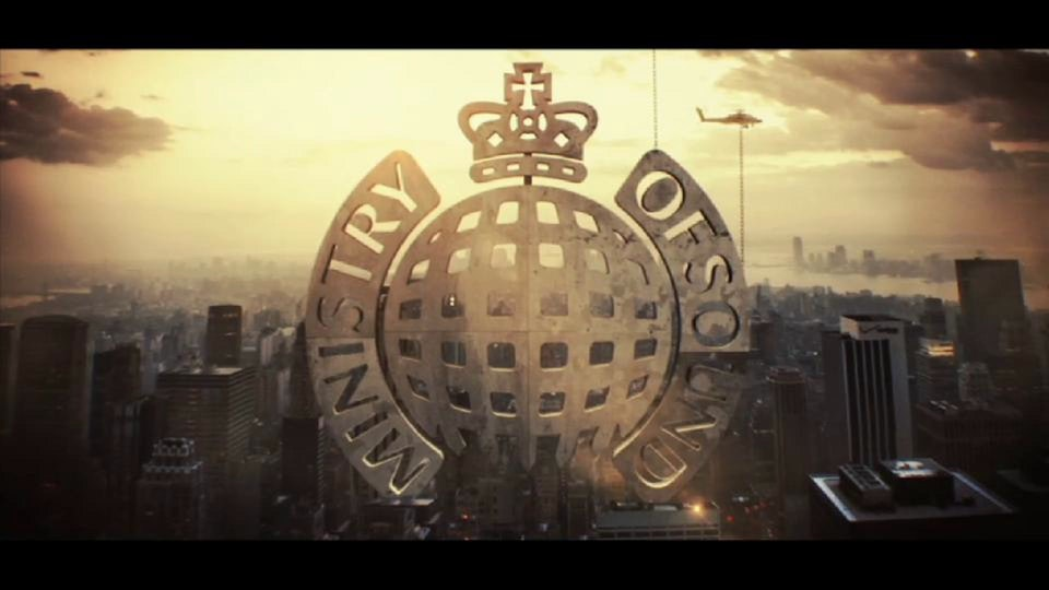 MINISTRY OF SOUND - Dir: Paul Clements