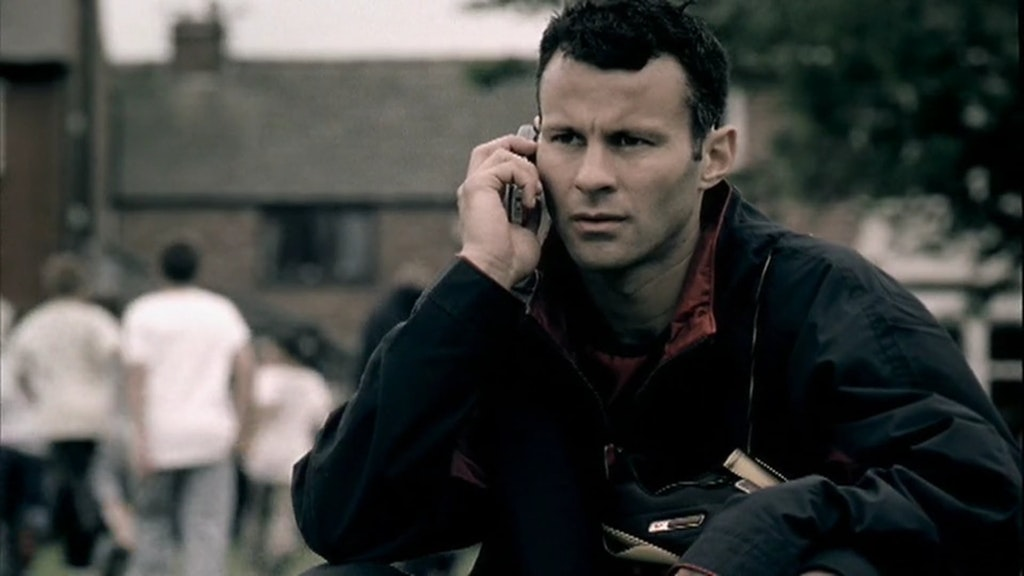 PARK FOOTBALL - RYAN GIGGS