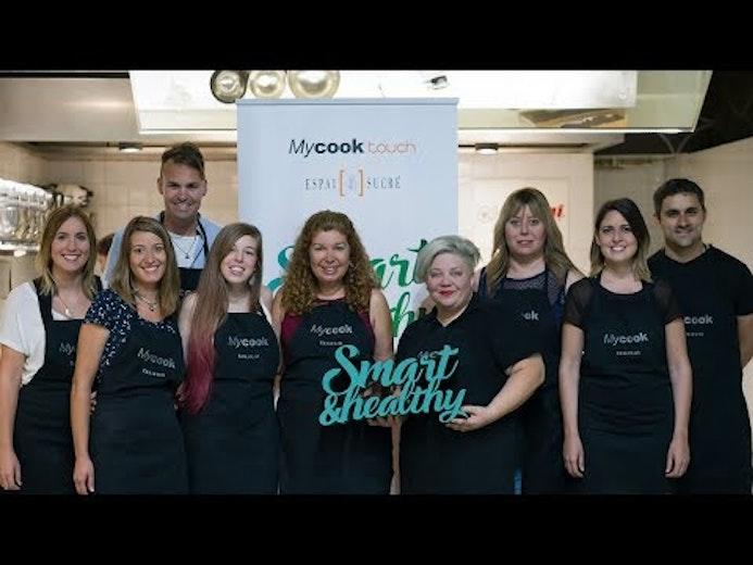 Jornada Smart & Healthy con Mycook Touch en Espaisucre