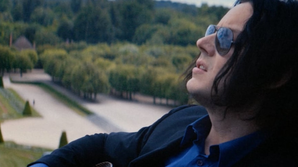 jack white - a take away show
