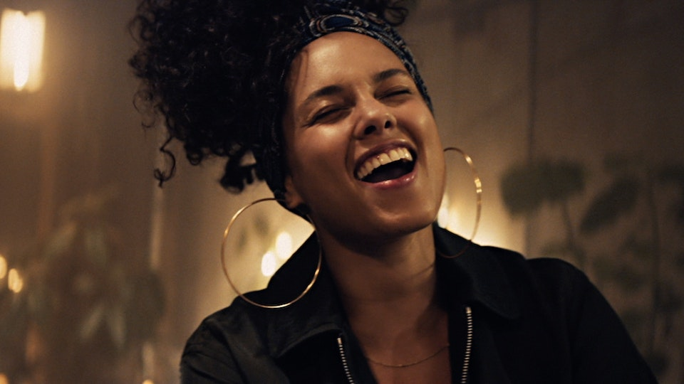 alicia keys - a take away show