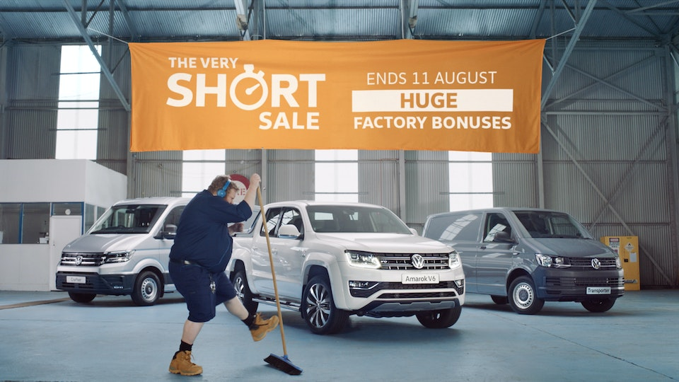 Volkswagen - The Very Short Sale