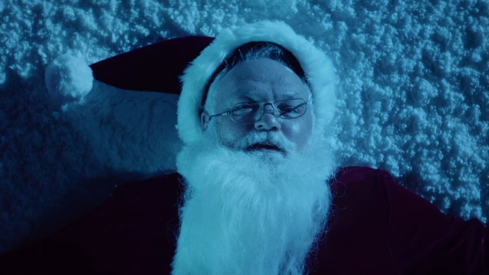 Arnott's - Santa's Big Night