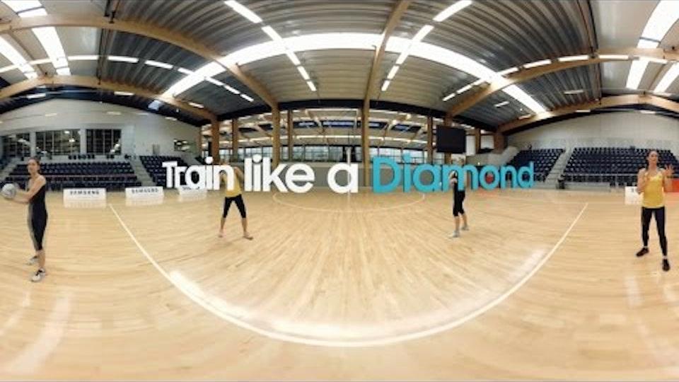 Samsung - Train Like a Diamond 360