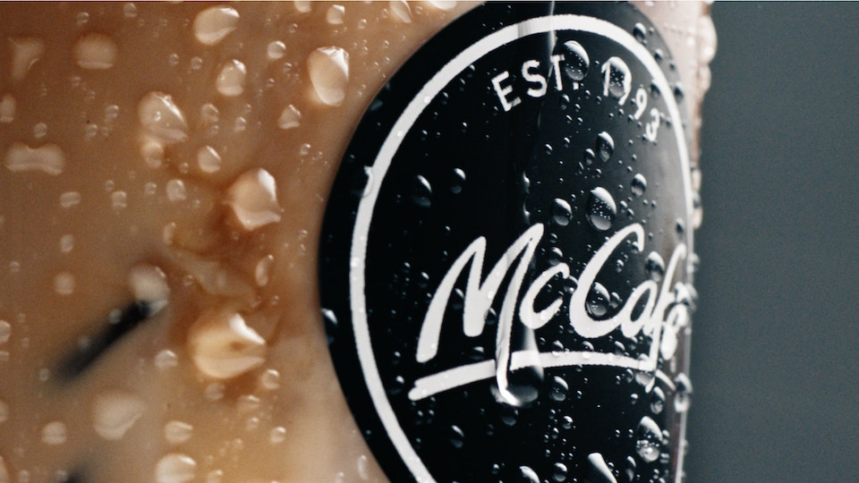 McCafe - Real Coffee, Real Cold