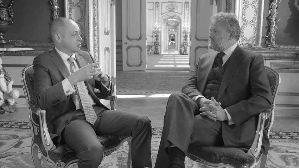 Hugh Bonneville - GREAT Conversations