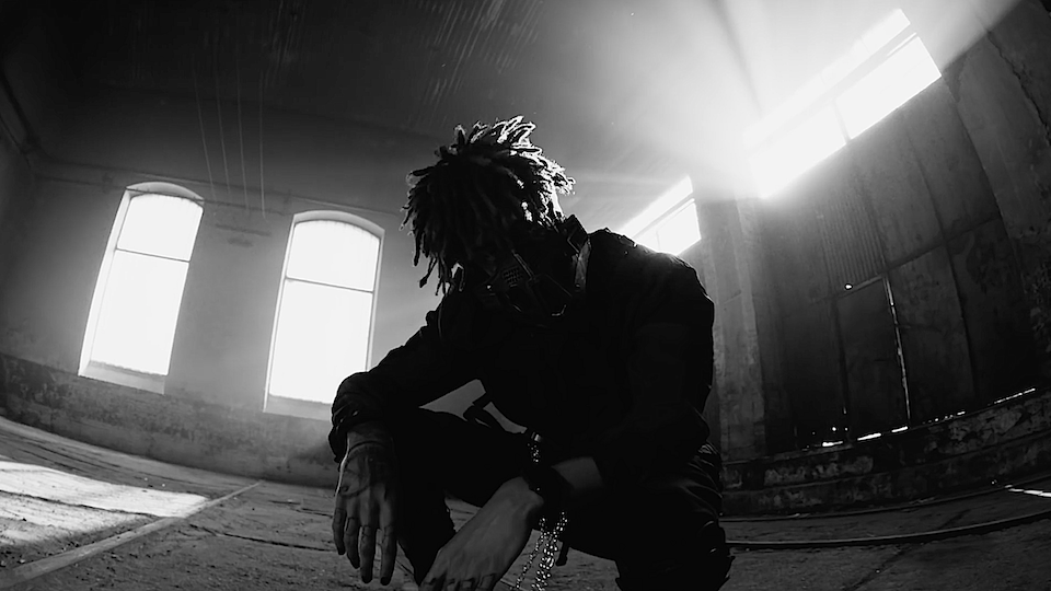 Scarlxrd - FADED - Official Video