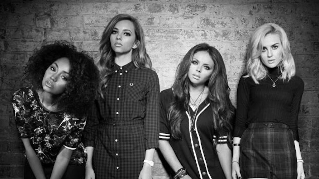 Little Mix - 'Wings' - Live