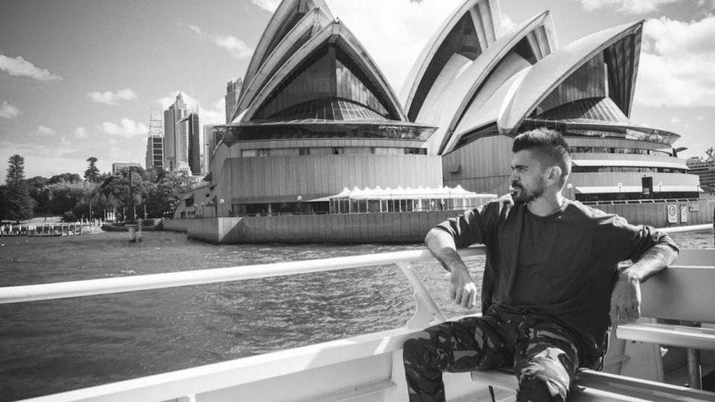 Juanes SYDNEY City Guide (In-Flight)