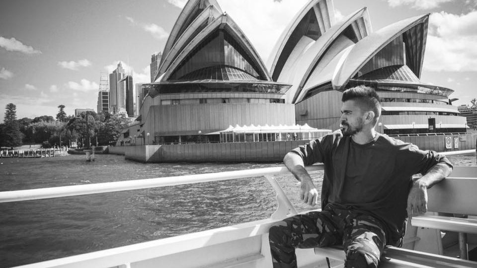 Juanes SYDNEY City Guide (In-Flight)